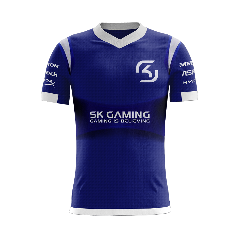eb2979b39 Esports Championship Series | Official SK Gaming Team Logo Jersey