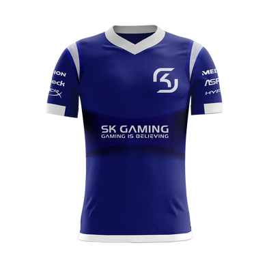 SK Gaming Player Jersey 2016