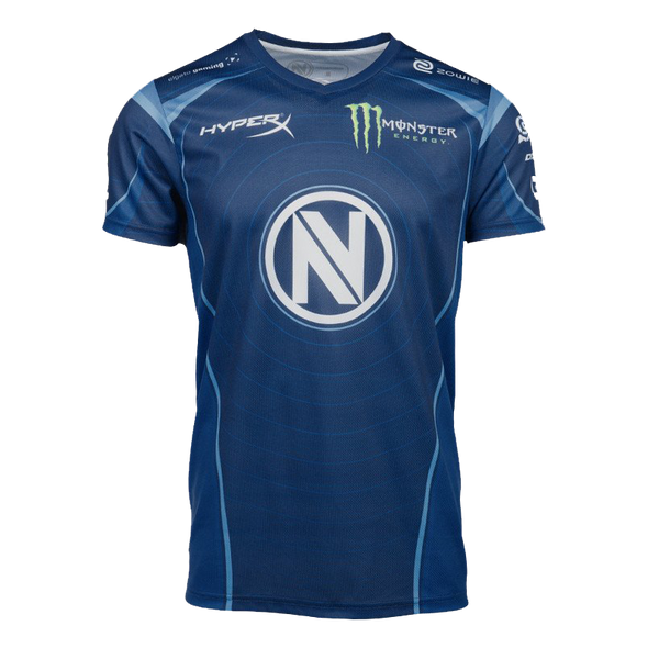 Team EnVyUs Player Jersey 2017 - Navy - ECS Official Store