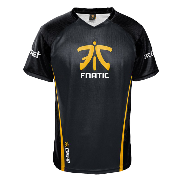 Fnatic Player Jersey 2017 - ECS Official Store
