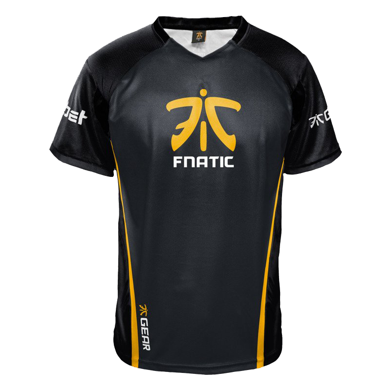Billedresultat for fnatic jerseys through the years