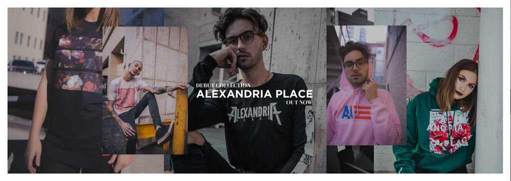 alexandria place homepage
