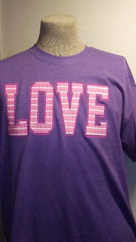 HMU PURPLE LOVE Shirt only $15