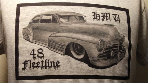 HMU 48' FLEETLINE ON GREY