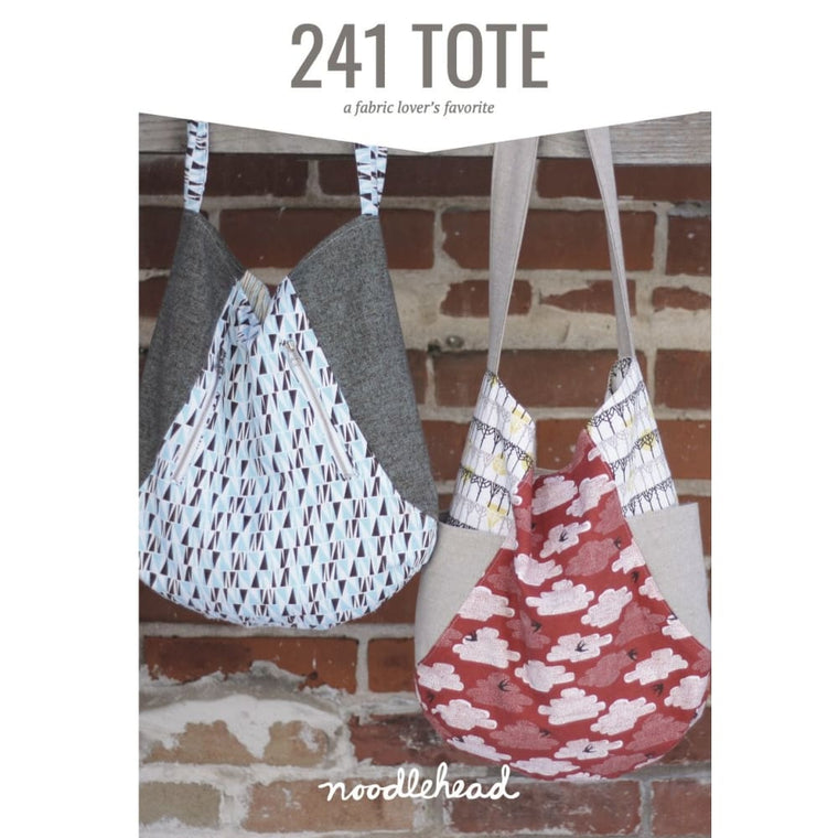 Noodlehead - 241 Tote Paper Pattern