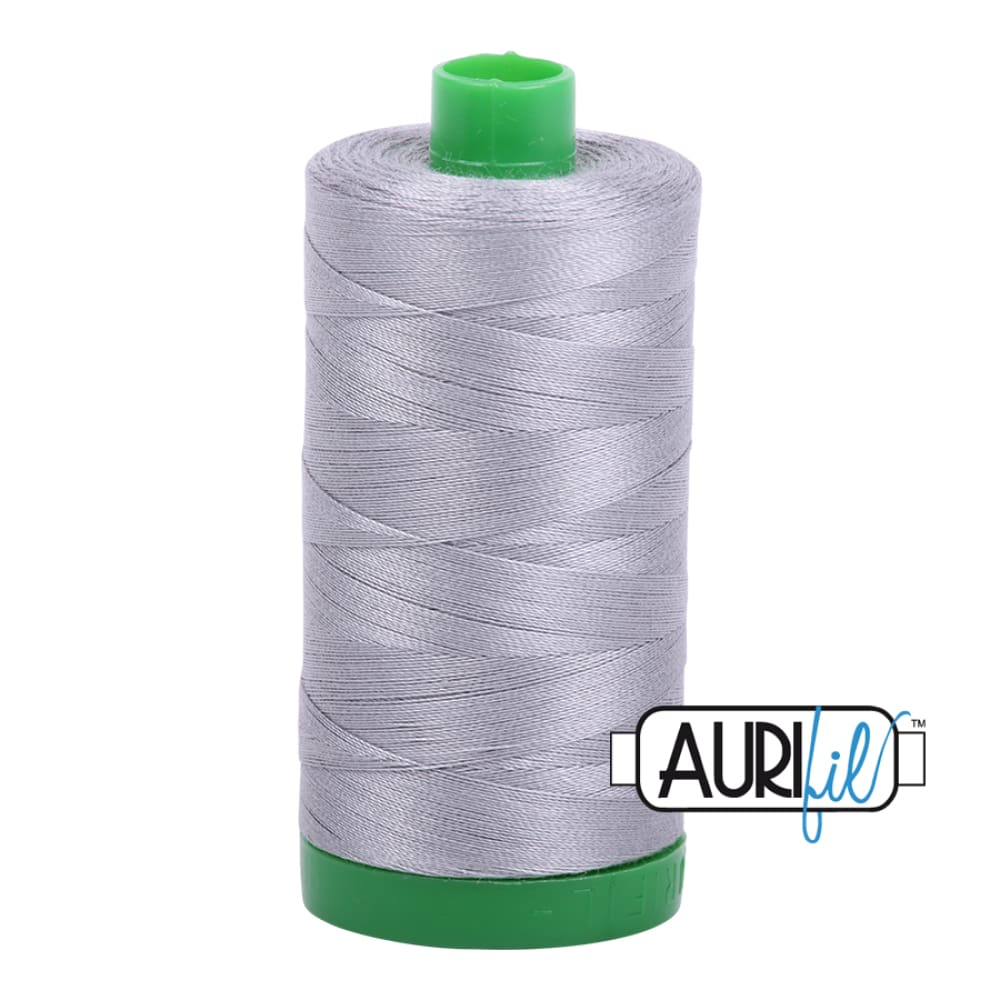Aurifil 40wt Cotton Thread - Mist 2606 - Fabric Funhouse
