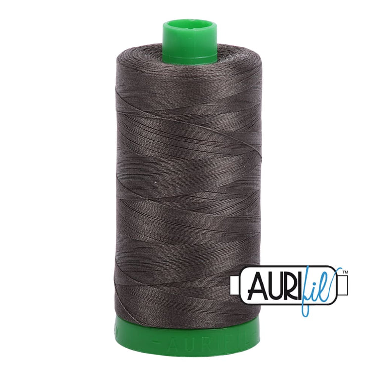 Aurifil 40wt Cotton Thread - Asphalt 5013