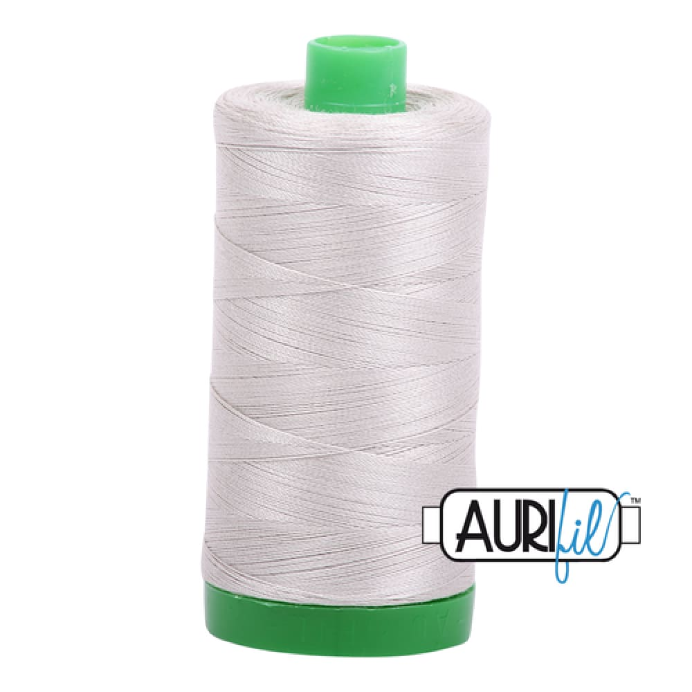 Aurifil 40wt Cotton Thread - Moonshine 6724 - Fabric Funhouse