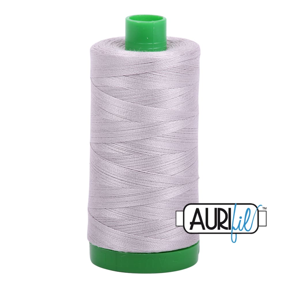 Aurifil 40wt Cotton Thread - Xanadu 6727 - Fabric Funhouse