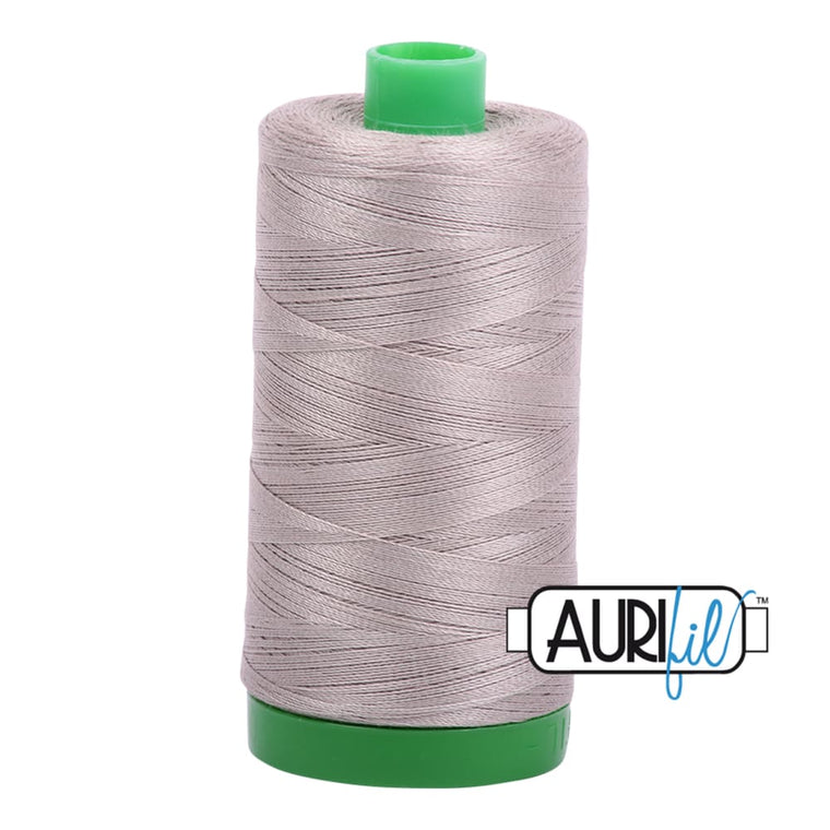 Aurifil 40wt Cotton Thread - Steampunk 6730