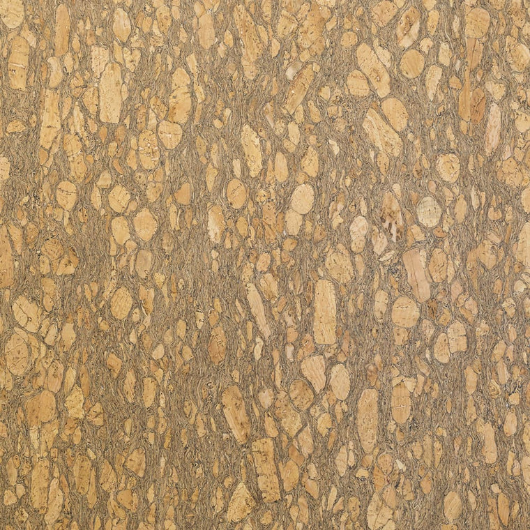 Cork Fabric - Bark