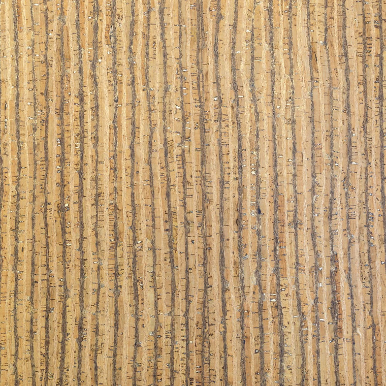 Cork Fabric - Golden Birch