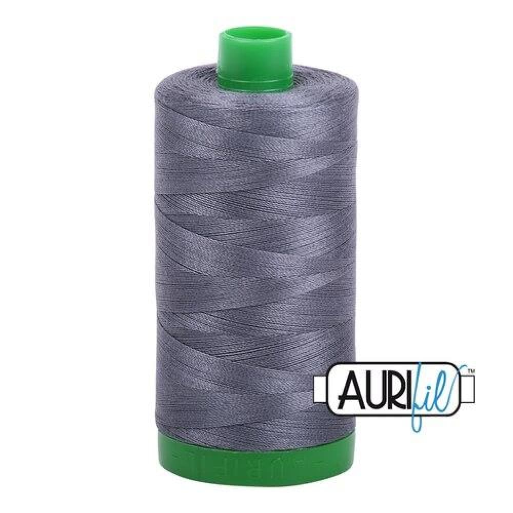Thread - Aurifil 40wt Cotton Thread - Jedi 6736