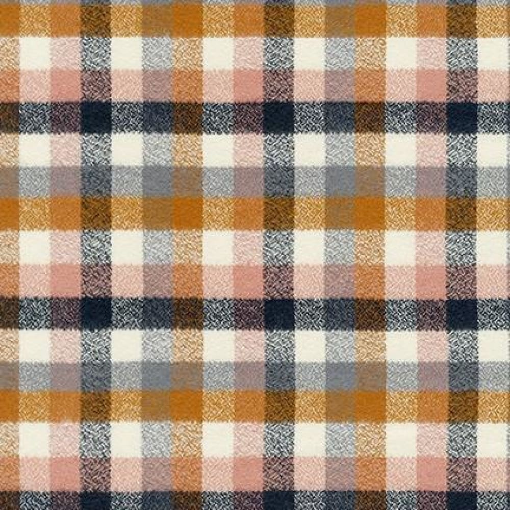 Cotton Flannel - Mammoth Flannel - Nutmeg