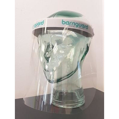 Barriguard Disposable Face Shield (Pack Size: 5) - BGDFS-220