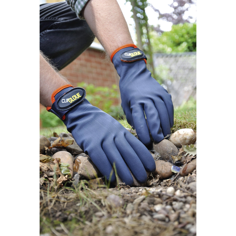Clip Glove WINTER - Men's Gardening Gloves - Medium Duty