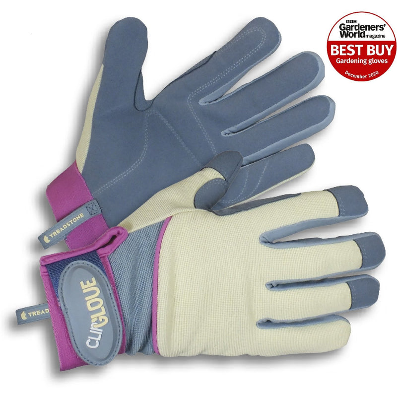 Clip Glove GENERAL PURPOSE - Ladies Gardening Gloves - Medium Duty BBC Gardeners' World Magazine Best Buy Gardening Gloves