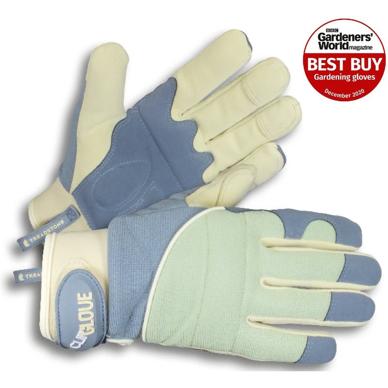 Clip Glove SHOCK ABSORBER - Ladies Gardening Gloves - Heavy Duty Gardeners' World Magazine Best Buy Gardening Gloves