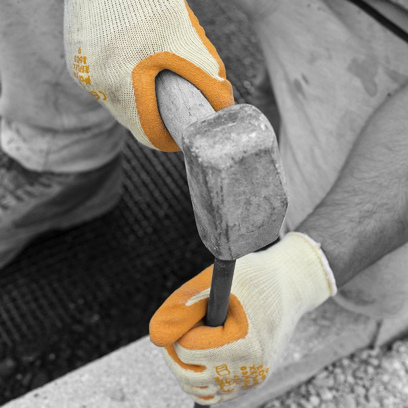 Polyco Reflex Latex Palm Coated Gloves - 860