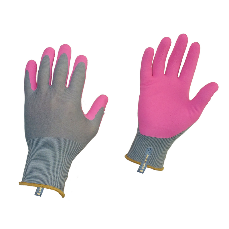 Clip Glove TRIPLE PACK - Ladies Gardening Gloves - Medium Duty