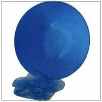 Hairnets (Blue) 48 per pack - DM/NETS