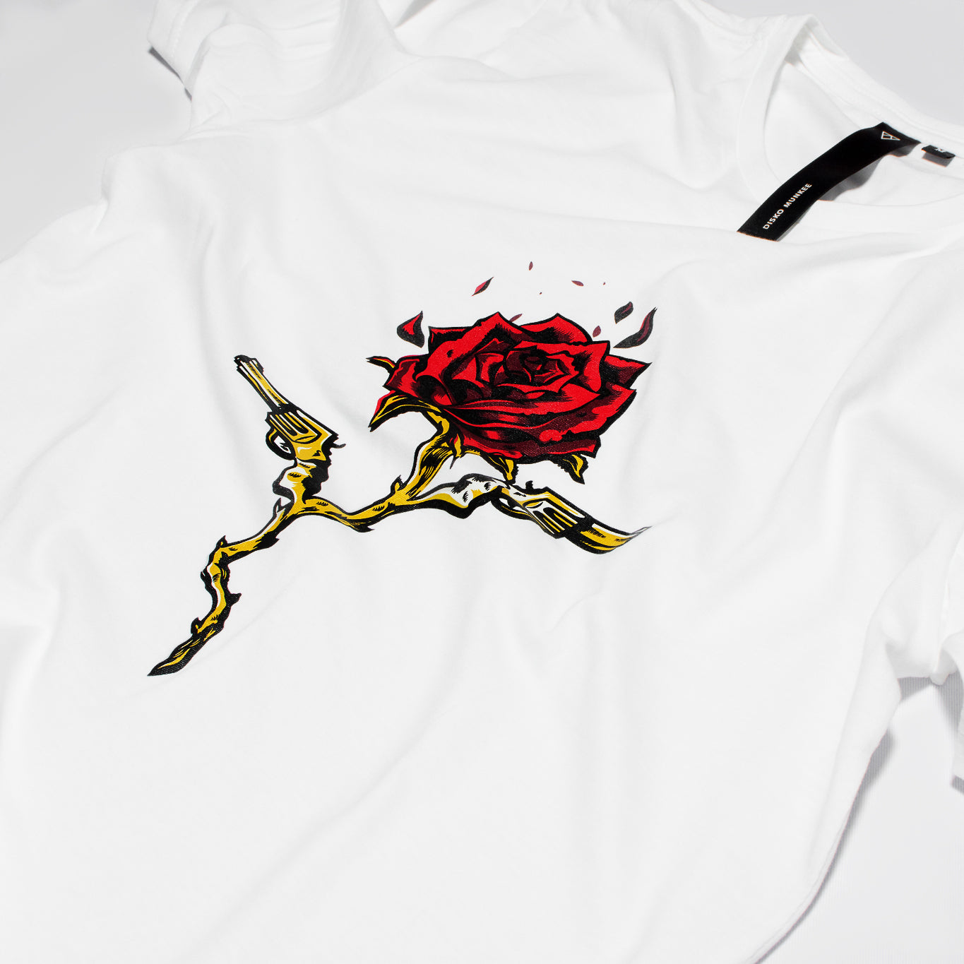 THE LETHAL ROSE - WHITE