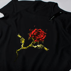 THE LETHAL ROSE - BLACK