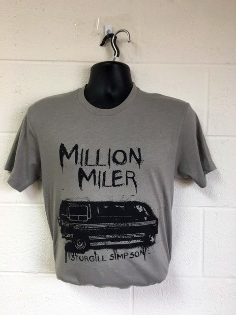 2017 Million Miler Tour Shirt