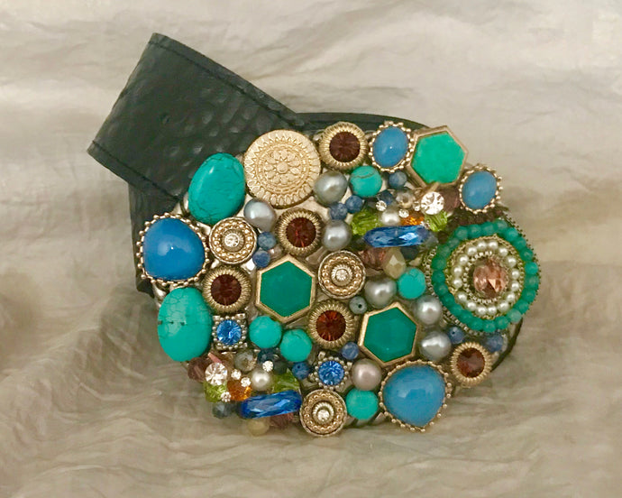 The Mosaic Turquoise Mix