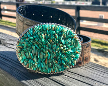 The Stoned Solid Turquoise