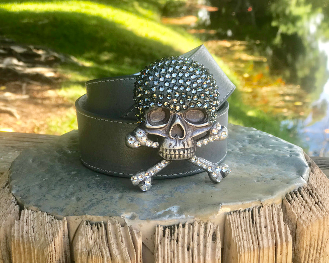 The Skull and Cross Bones Black Diamond