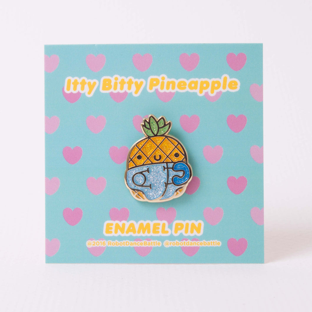 Itty Bitty Pineapple