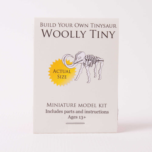 Build-your-own Woolly Mammoth Skeleton