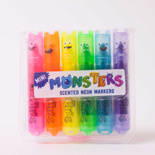 Mini Monsters Markers