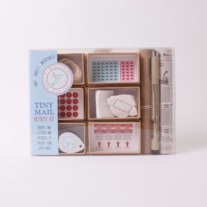 Tiny Mail Activity Kit