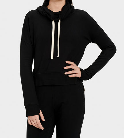 UGG MIYA FUNNEL NECK SWEATSHIRT
