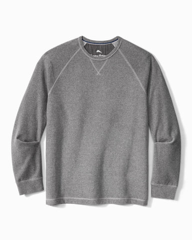 Stone Crest Long Sleeve Crew Shirt