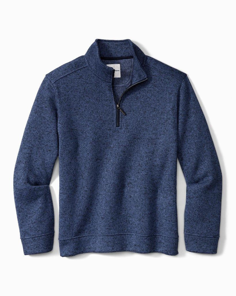 New Haven Half Zip Sweatshirt