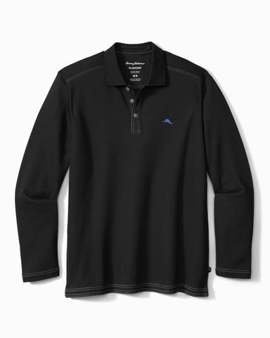 Emfielder Long Sleeve Polo
