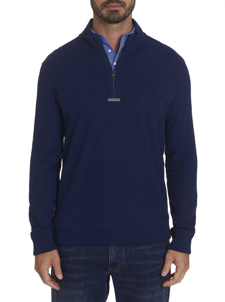 Draft Quarter Zip