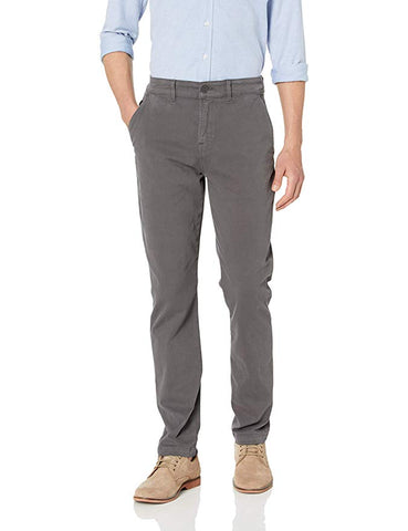 Hudson Jeans Men's Classic Slim Straight Chino Twill