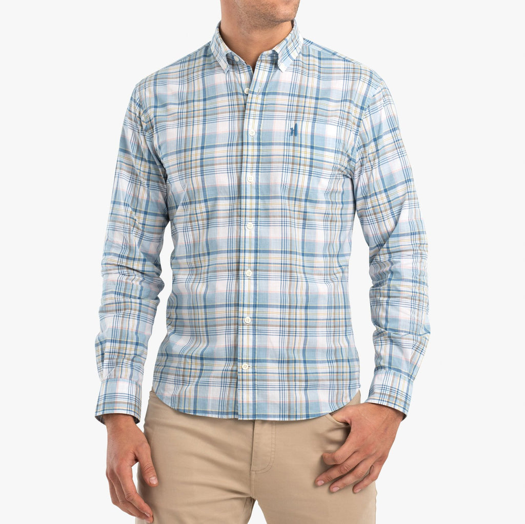 Johnnie O Rooney Hangin' Out Button Down Shirt