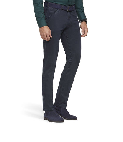 Meyer Chicago Micro-Texture Cotton Chinos