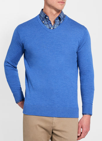 Peter Millar Comfort V-Neck Sweater
