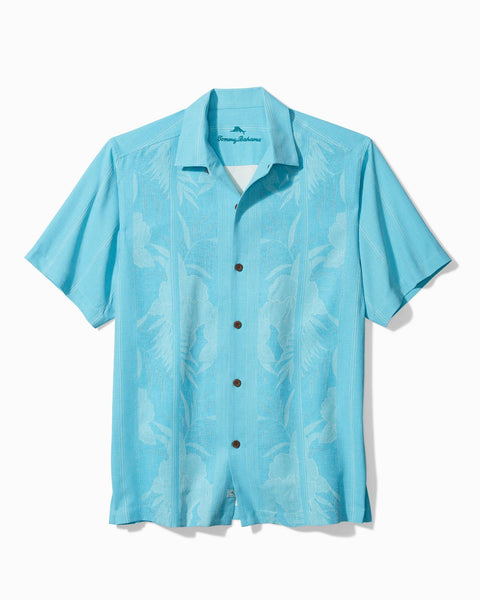 Tahitian Border Camp Shirt