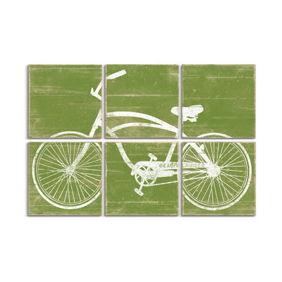 beach cruiser decor