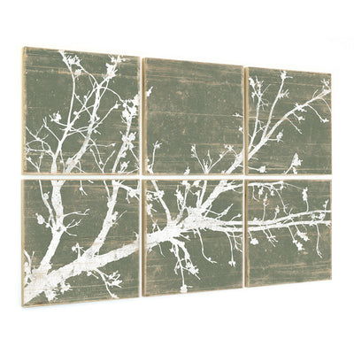 blossom tree wall art