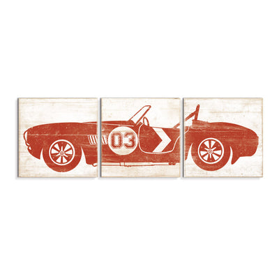 car art prints