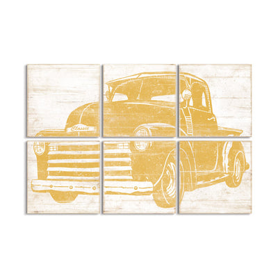 chevy truck art