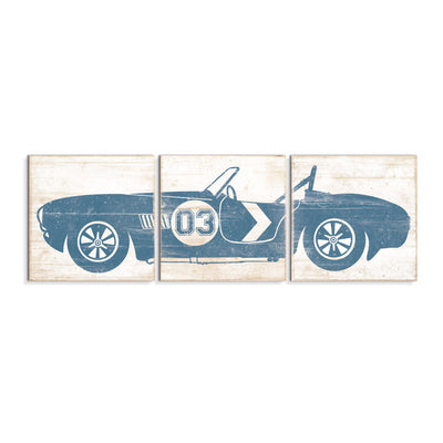 classic car wall art by rightgrain